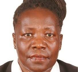 Dr. Lina Zedriga Waru Abuku has been unveiled as People Power second in command ( PHOTO/Courtesy)