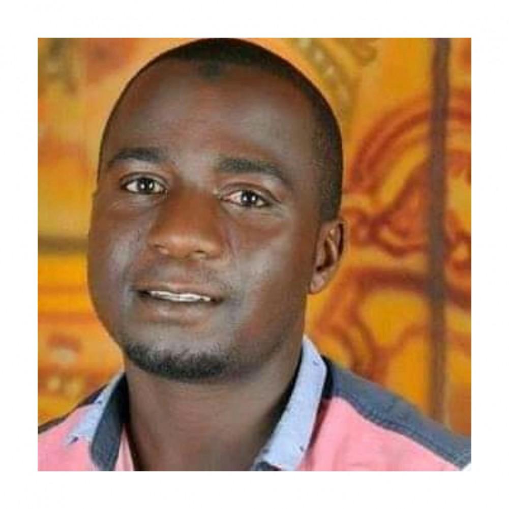 Yasin Mukasa, a laboratory attendant at KIU Teaching Hospital