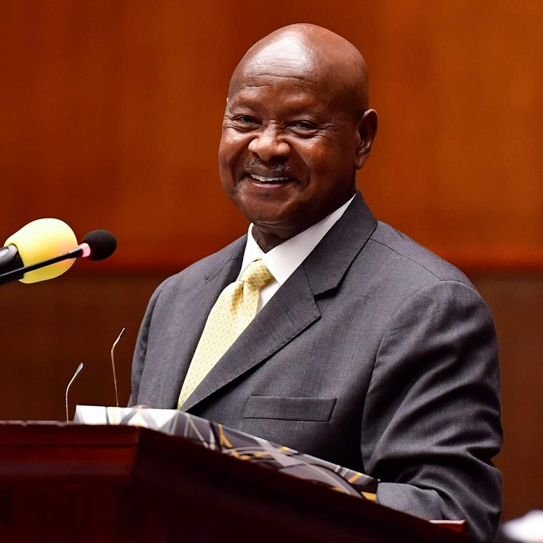 President Museveni, made a social contract with Ugandans to deliver services for the 2016-2021 term. The President's office will bring several MDAs to report what has been done. (PHOTO/Courtesy).