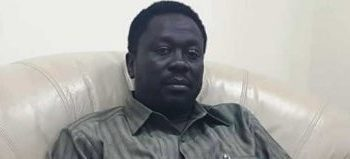 South Sudan Vice President Hussein Abdelbagi (PHOTO/Courtesy)