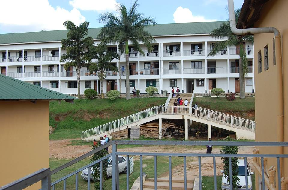 Kampala International University, western campus, Ishaka-Bushenyi, Western Uganda (PHOTO/File).