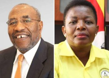 The Prime Minister Dr. Ruhakana Rugunda and NRM Secretary General Justine Kasule Lumumba will launch the week (PHOTO/File).