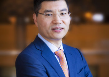Chen Lei, President of Huawei Southern Africa Region.