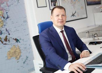 Dmitriy Korshunov, CEO of Delta World Charter