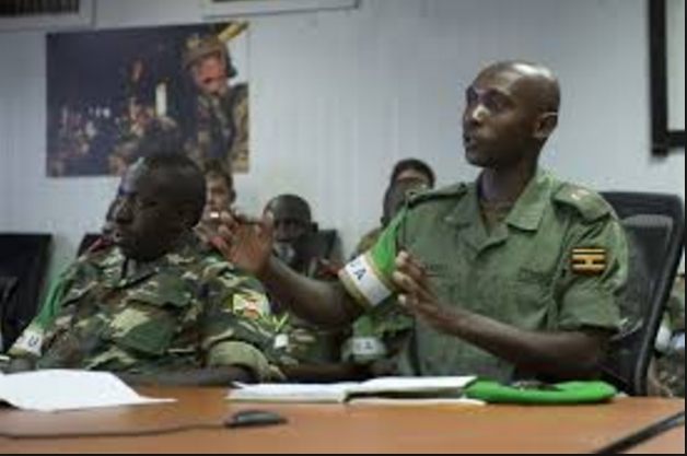 Lt.Col. Deo Akiiki, the UPDF deputy spokesperson