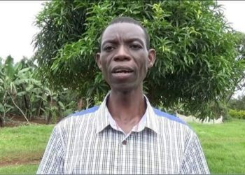 The embattled Jinja Resident District Commissioner, Erick Sakwa was interdicted (PHOTO/File)