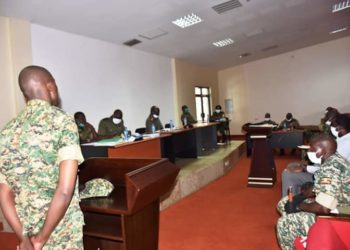 Private Stephen Kalulu has been sentenced to five years' imprisonment (PHOTO/Courtesy)