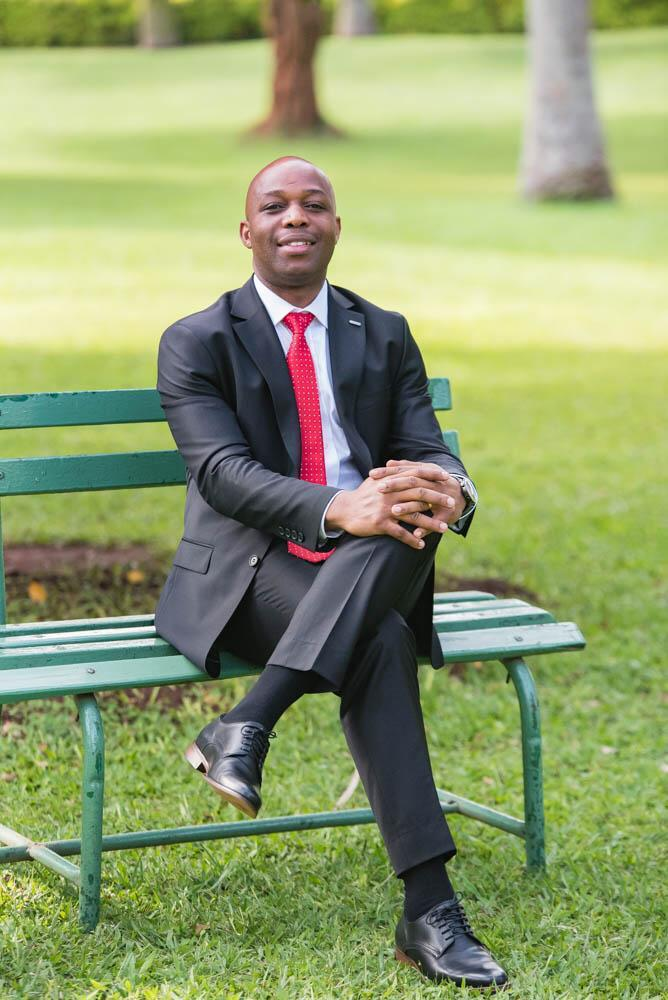 Mr. Giles Aijukwe, the CEO Letshego Uganda (PHOTO/Courtesy)