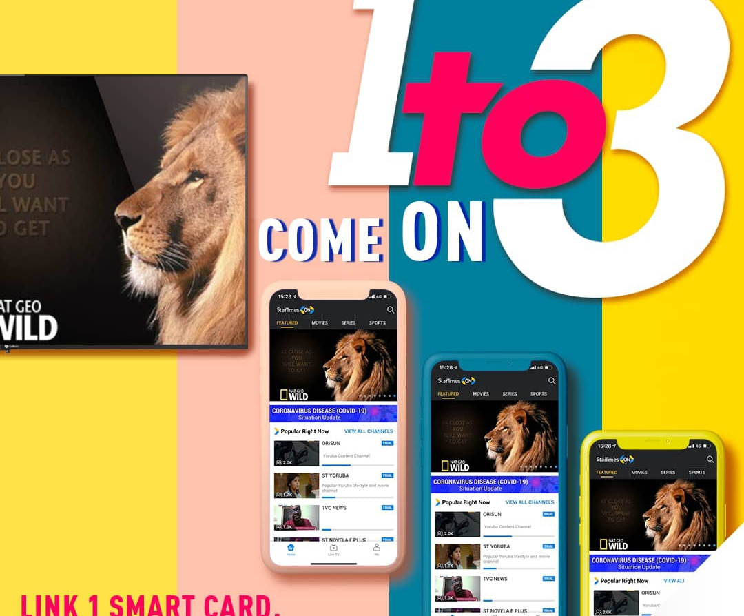 "StarTimes rewards subscribers with ""1 to 3"" massive offer"