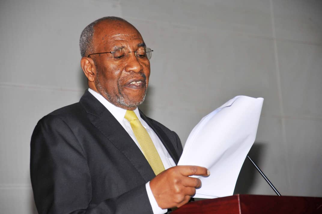 Prime Minister Dr. Ruhakana Rugunda is self isolating after his contacts tested positive for the virus (PHOTO/File)