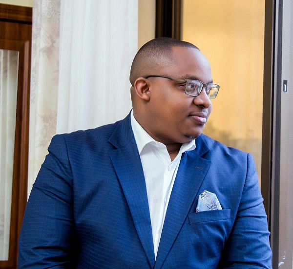 Edgar Arinaitwe, the managing partner Qoncept Africa Ltd (PHOTO/Courtesy).