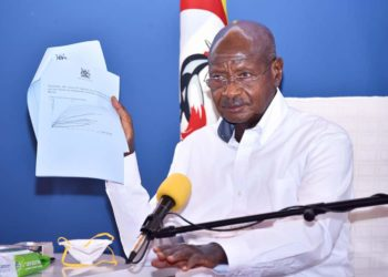 President Museveni is expected to address nation on Monday (PHOTO/File)