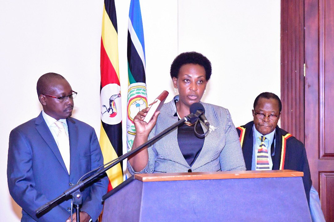 Economic Monitoring Minister Molly Nawe Kamukama has denied he owns buildings on Downton Road, in Kampala (PHOTO/File).