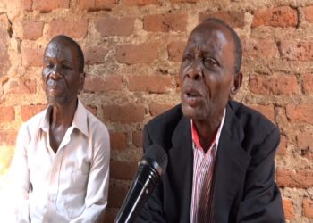 Mr John Tidhomu, the father of the late lauded the president for sanctions on Sakwa (PHOTO/PML Daily)