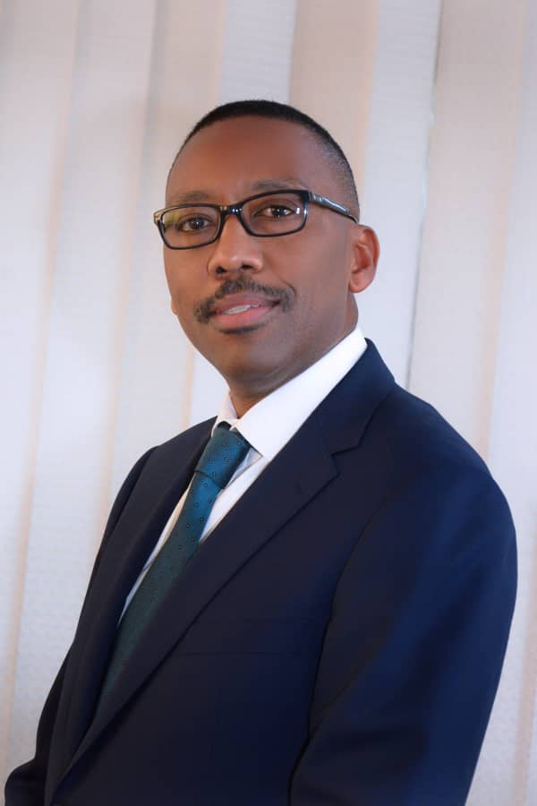 Michael Mugabi, the Managing Director, Housing Finance Bank (PHOTO/File)