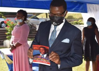 A new book has been launched on Buganda Kingdom Prime Minister Charles Peter Mayiga (PHOTO/Courtesy).