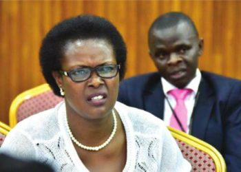 Margaret Muhanga, the NRM members of parliament spokesperson