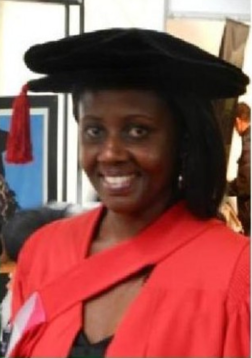 Dr Janice Desire Busingye of Kampala International University (PHOTO/File).