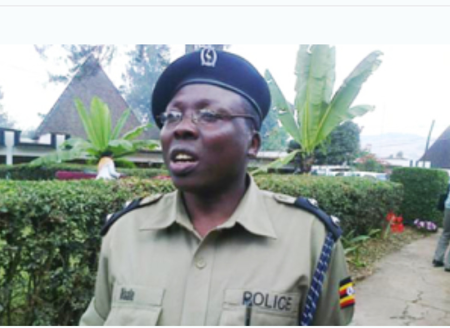 Elly Matte, the Kigezi Region Police Spokesperson (PHOTO/File).