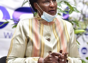 Minister Kyambadde said government will support digital supply chains (PHOTO/Courtesy)