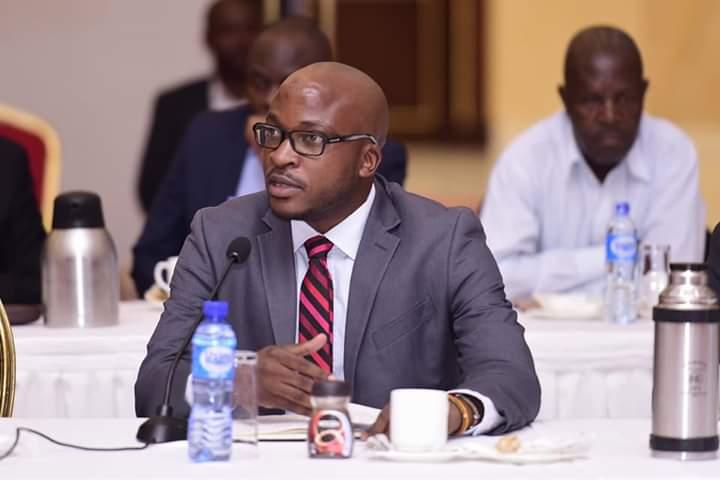 Mr. Daniel Kalinaki, Chairman Uganda Editors' Guild (PHOTO/File).