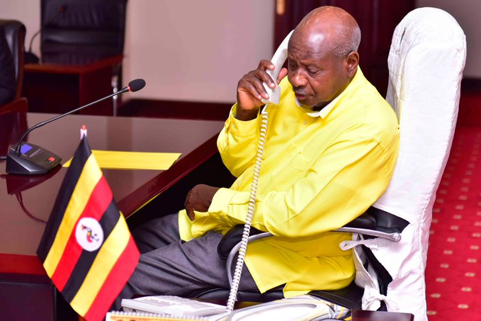 Museveni, Canadian Prime Minister Trudeau discuss repatriation plan for Canadians stranded in Uganda