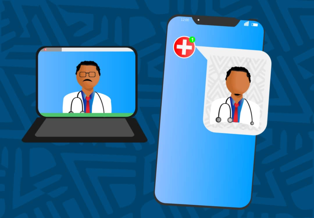 Telemedicine was founded upon the need to reach patients in remote areas with a few doctors (PHOTO/File)