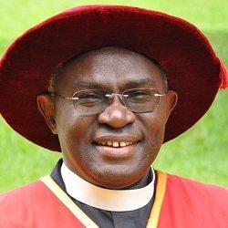 Rev. Canon. Dr. John Senyonyi