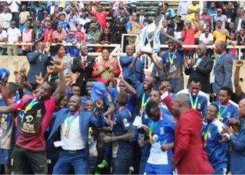 Bulemezi are the defending champions of the competition of the Masaza Cup. (PHOTO/Courtesy)