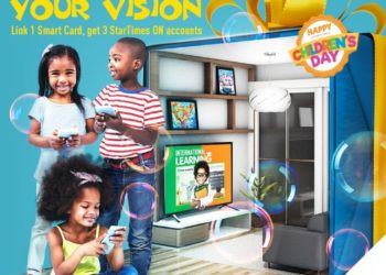 StarTimes has introduced new content for the kids to enjoy more (PPHOTO/File)