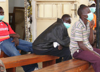 Tuberculosis remains a major public health problem in Uganda with an annual incidence of 330 cases of all forms and 136 new smear positive cases per 100,000 people per year (PHOTO/Courtesy).