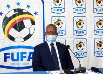 FUFA is set to recieve 1.5m USD as COVID-19 relief funds from FIFA.(PHOTO/File)