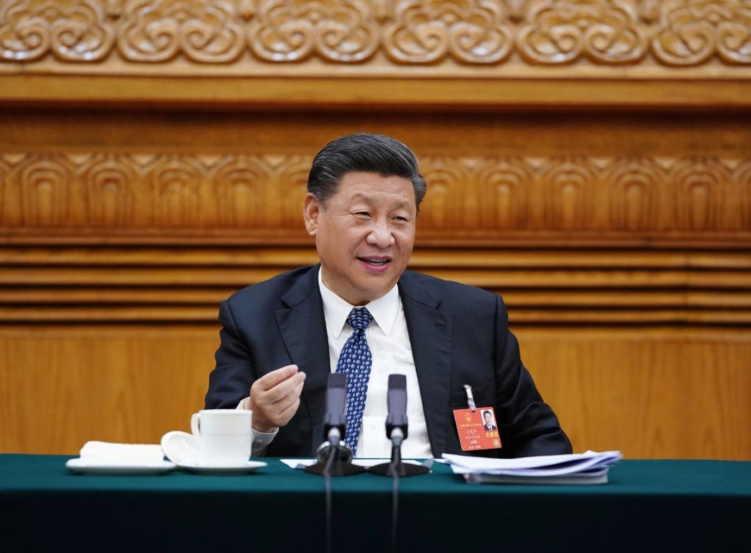 President Xi Jinping,