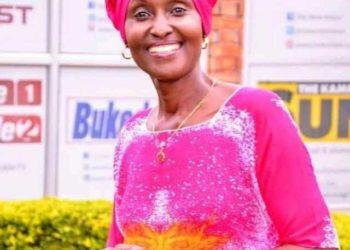 Christine Kabasweke