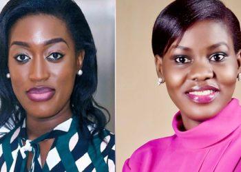 Justine Nameere and NTV news anchor Faridah Nakazibwe accuse each other of defamation (PHOTO/File)