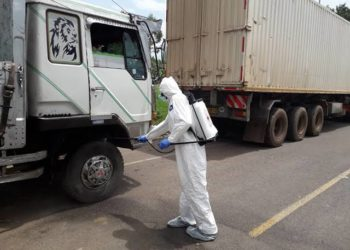 More truck drivers have tested for coronvirus in Uganda (PHOTO/File)