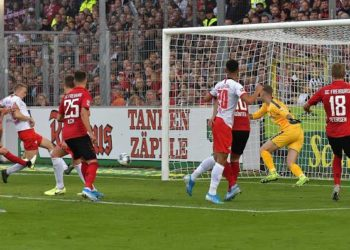 Freiburg have never defeated Leipzig away from home. (PHOTO/Courtesy)