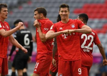 Bayern now have 67 points from 29 games. (PHOTO/Courtesy)