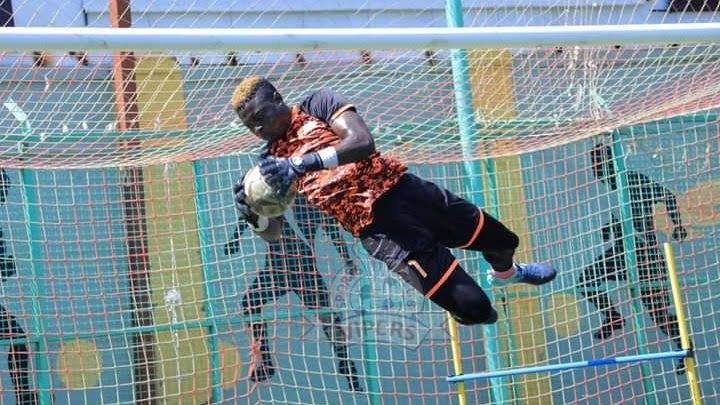 Mutmbora joined Vipers SC in 2018. (PHOTO/Courtesy)