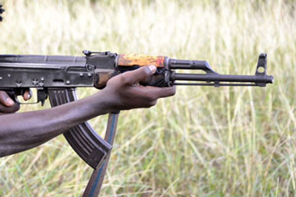 The deceased was shot by police officer as he enforced presidential directives on coronavirus (PHOTO/File).