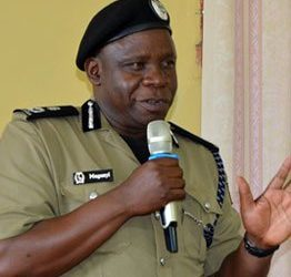 The director of Operations Services in the Police Force, Assistant Inspector General of Police (AIGP) Asuman Mugenyi has officially quit the institution he has served for over 32 years (PHOTO/File).