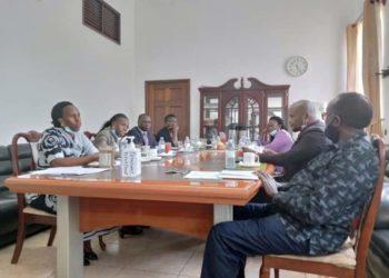 Head of the Criminal Division, Justice Wilson Kwesiga