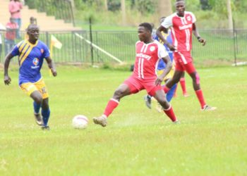 Express FC finshed 9th last season. (PHOTO/Courtesy)