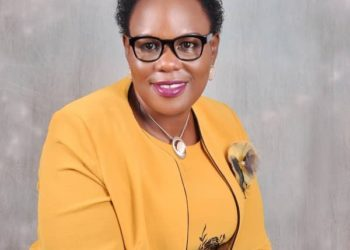 Mrs Annet Katusiime Mugisha has won hearts and minds of the Bushenyi population. She runs the Bamugisha Community Welfare Ltd (PHOTO/File)