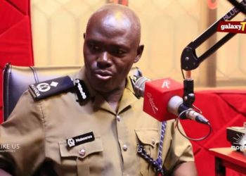 ACP Anatoli Muleterwa has been ordered by the High Court to pay UGX. 50 million, part of the UGX. 282 million award (PHOTO/File).