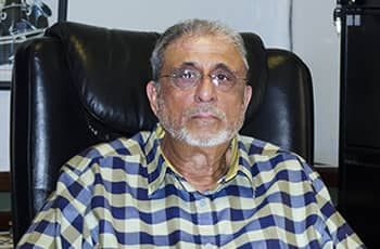 Mr. Allibhai says he has been under lockdown in out of the country and can't attend the inquiry at Parliament (PHOTO/File).