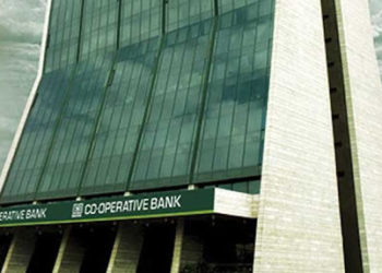 Co-operative Bank of Kenya is a commercial bank in Keny (PHOTO/Courtesy).