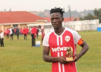 Ggaliwango scores six goals for Express last season. (PHOTO/Courtesy)