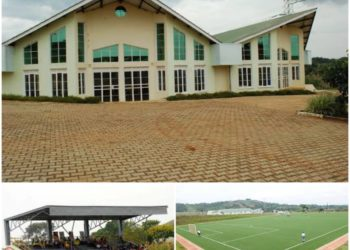 Njeru has in the recent past been used to host regional football tournaments. (PHOTO/Courtesy)