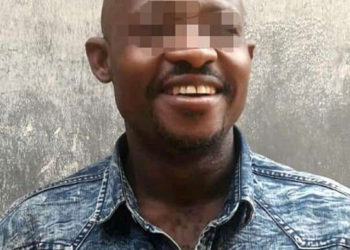Nkurunziza Boaz, the arrested suspended fraudster (PHOTO/Courtesy).